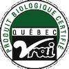 Produit Biologique Certifié Québec Vrai